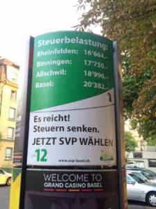 Bild SVP-Plakat