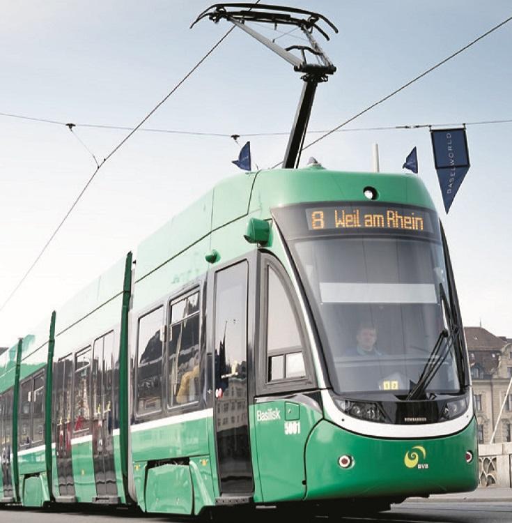 Kaspar Sutter Grossrat Centralbahnplatz Tram 8