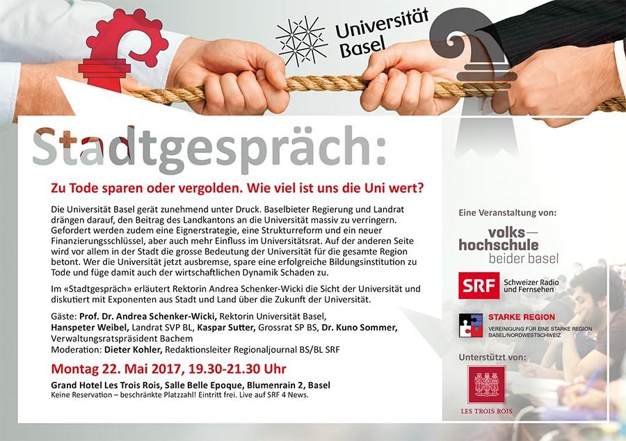 Universität Basel Kaspar Sutter