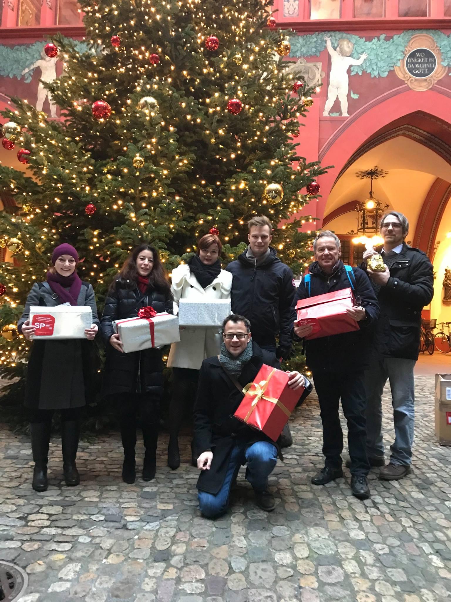 Steuersenkung Basel-Stadt Kaspar Sutter