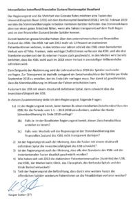 KaspR Sutter KSBL Spitalfusion Basel