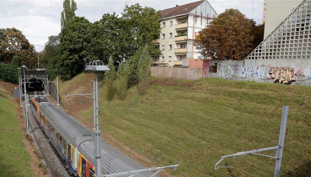 Basel West Elsässerbah