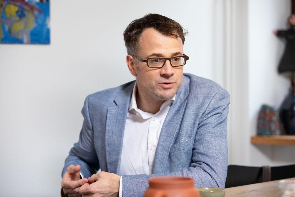 Regierungsrat Basel-Stadt SP Kaspar Sutter
